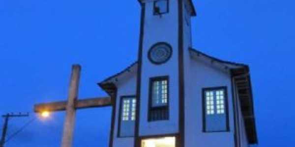 Igreja Matriz de Santo Antônio Alvorada de Minas MG, Por débora cristiane rocha