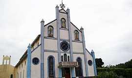 São Paulo de Olivença - São Paulo de Olivença-AM-Co-Catedral de São Paulo Apóstolo-Foto:Vicente A. Queiroz