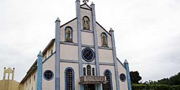 São Paulo de Olivença-AM-Co-Catedral de São Paulo Apóstolo-Foto:Vicente A. Queiroz