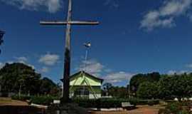 Amanda - Igreja de São Sebastião-Foto:Geraldo Salomão