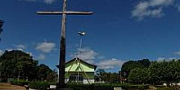 Igreja de São Sebastião-Foto:Geraldo Salomão