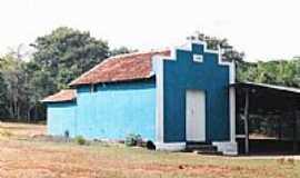 Amanhece - Amanhece-MG-Capelinha de Macaúba,distrito de Amanhece-Foto:Glaucio Henrique Cha…