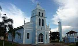 Amanhece - Amanhece-MG-Igreja de N.Sra.Aparecida-Foto:olintocristo