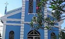 Amanhece - Igreja em Amanhece, foto porGrupo Trilheiro.