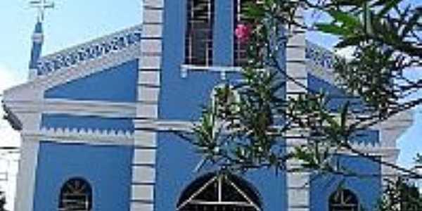 Igreja em Amanhece, foto porGrupo Trilheiro.