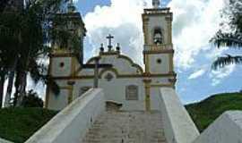 Amarantina - Igreja-Foto:montanha