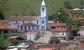 Amparo da Serra - Igreja Nossa Senhora do Amparo, Por Dâmaris Cária Milagres
