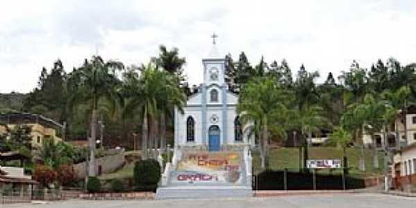 Imagens da cidade de Amparo da Serra - MG