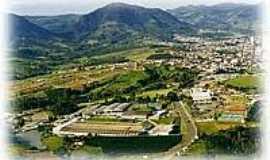 Andradas - Vista da cidade-Foto:cubbrasil.