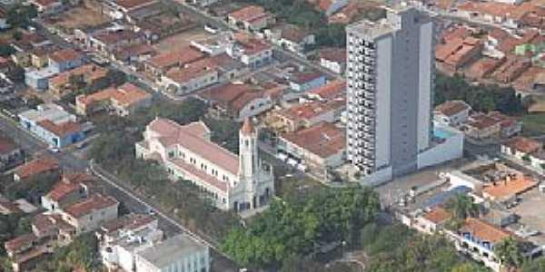 Andradas-MG-Centro da cidade-Foto:sergio patrizi