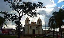 Andrelândia - Igreja Matriz de Nossa Senhora do Porto da Eterna Salvação