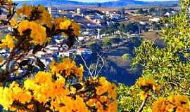 Andrelândia - Mirante da Torre - Vista para o mirante do Cristo