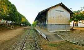 Angaturama - Estação Ferroviária-Foto:sgtrangel