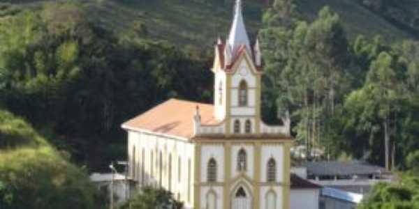 igreja matriz santana, Por Carlos Magno