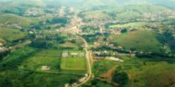 Vista A�rea1 - Cidade, Por Albano Chaves Faria