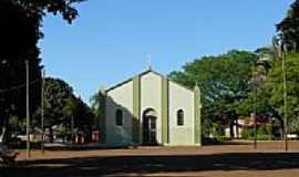 Aparecida de Minas - Igreja-Foto:Altemiro Olinto Cris�