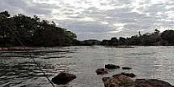 Cachoeira em Aracati-Foto:CARLIMPESCADOR
