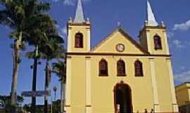 Aracitaba - Igreja Matriz de Nosso Senhor do Bonfim.