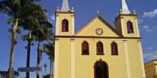 Igreja Matriz de Nosso Senhor do Bonfim.