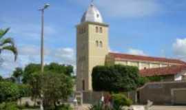Ara�ua� - Igreja Matriz, Por J�ssica B.