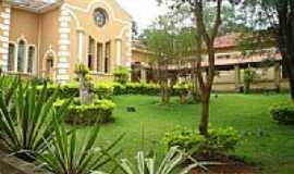 Araçuaí - Capela do Colégio Nazareth em Araçuai-Foto:Ivan Cândido