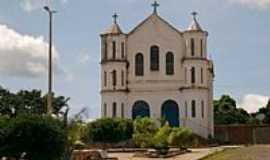 Ara�ua� - Igreja de Santa Tereza em Ara�ua�-Foto:Ivan C�ndido