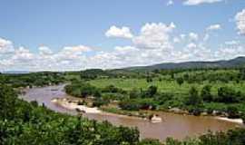 Araçuaí - Rio Araçuaí-Foto:Násser Bragança