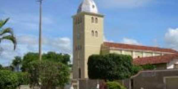 Igreja Matriz, Por J�ssica B.