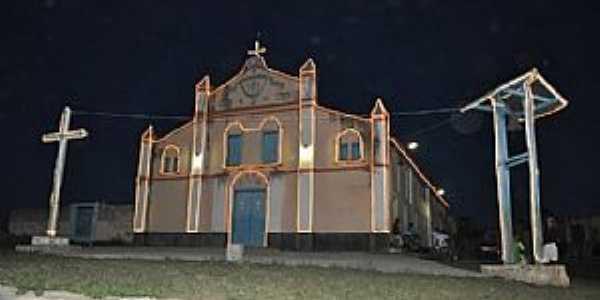 Araçuaí-MG-Igreja do Rosário-Foto:Fatinha Murta-postada por PEDRÃO (Pedrão)