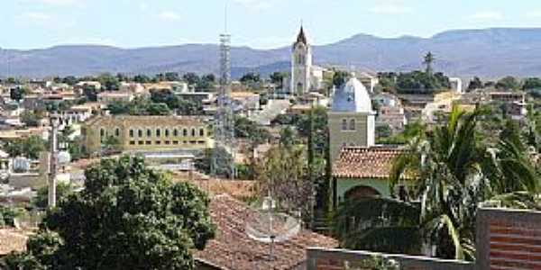 Araçuaí-MG-Vista parcial da cidade-Foto:PEDRÃO (Pedrão)