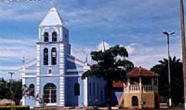 Araguari - Araguarí-MG-Capela de N.Sra.Aparecida-Foto:Glaucio Henrique Chaves