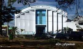 Araguari - Araguari-MG-Igreja da Medalha Milagrosa-Foto:Leonardo Figueiredo