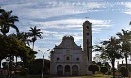 Araguari - Araguari-MG-Matriz de N.Sra.do Rosário de Fátima-Foto:Parruco