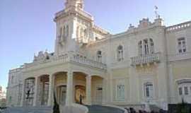 Araguari - Araguarí-MG-Palácio Ferroviário-Prefeitura Municipal-Foto:PatrickMaboni
