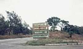 Arantina - Chegando em Arantina-Foto:montanha