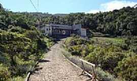 Araponga - Sede do Parque Estadual da Serra do Brigadeiro em Araponga-MG-Foto:Belquior