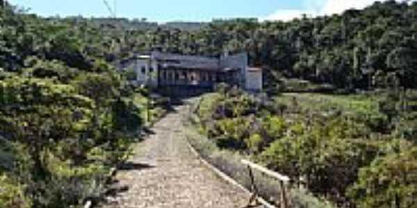 Sede do Parque Estadual da Serra do Brigadeiro em Araponga-MG-Foto:Belquior