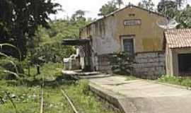 Anel - Antiga Estação Ferroviária de ANEL-Foto:Fleury Barros