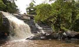 Anel - Cachoeira do anel por Gustavo Acioli