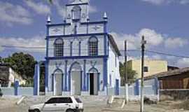 Anel - Igreja Matriz de ANEL-Foto:Fleury Barros