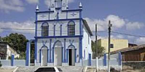 Igreja Matriz de ANEL-Foto:Fleury Barros