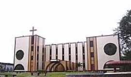 Tabatinga - Tabatinga-AM-Catedral dos Santos Anjos da Guarda-Foto:Vicente A. Queiroz
