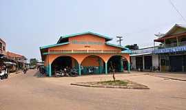 Tabatinga - Tabatinga-AM-Mercado Municipal-Foto:Silvano Pabón Villamizar