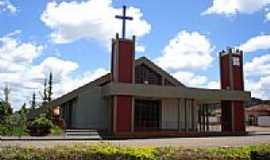 Arapuá - Igreja Matriz São João Batista
