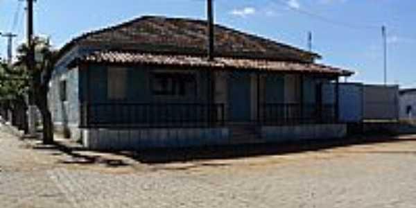 Araújos-MG-Casarão no centro-Foto:Andre Luciano F.Santis