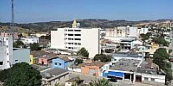 Araújos-MG-Vista parcial da cidade-Foto:Andre Luciano F.Santis