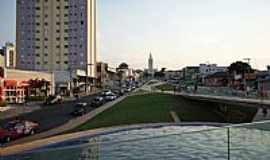 Araxá - Araxá-MG-Centro da cidade-Foto:jfrezende
