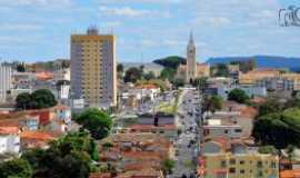 Araxá - centro de Araxá, Por Erildo Nunes
