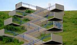 Araxá - Araxá-MG-Escadarias do Cristo-Foto:jfrezende