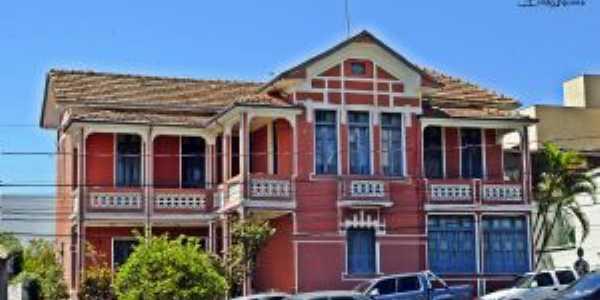 Residência Historica, Por Erildo Nunes